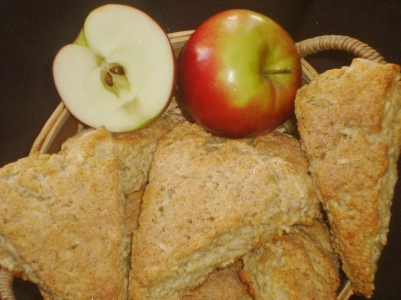 apple scone 1